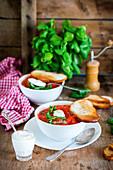 Gazpachio soup