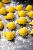 Parmesan-Kartoffel-Taler
