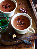 After Eight Hot Chocolate