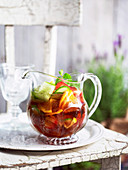 Ginger Ale and Citrus Pimm's Punch