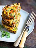 Mussel tortilla