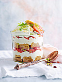 Watermelon Baklava Trifle