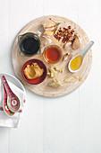 Ingredients for satay chicken drumettes