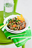Gluten-free Brown Rice Pilaf