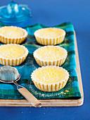 Gluten-free Lemon Tarts