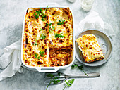 Beef Bolognese Lasagne