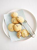 Basic vanilla biscuits