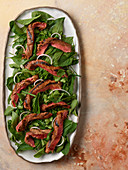 Thai Steak and herb salad (Thailand)