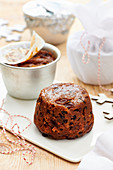 Christmas pudding for gifting