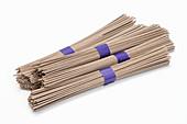 Oriental soba noodles