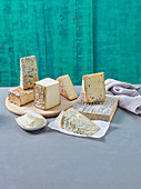 Cheese from Lombardy, Italy