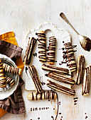 Nutty Meringue Sticks