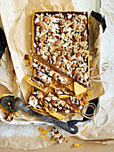 Chocolate Almond Toffee comb