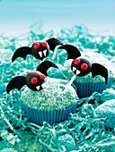 Bat attack muffins