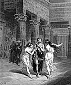 Egyptian sex rituals, 5th century BC