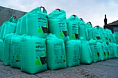 Large fertiliser bags
