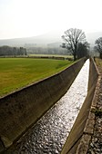 Lake District drainage channel