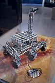 Lego model of ExoMars rover