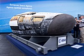 Spaceplane re-entry demonstrator