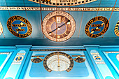 Eise Eisinga Planetarium, control mechanisms