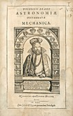 Tycho Brahe's Astronomical Instruments title page