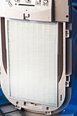 HEPA air filter system