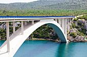 Pag bridge, Croatia