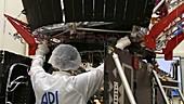 Parker Solar Probe preparations, April 2017