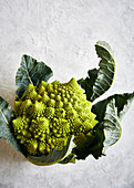 A Head of Romanesco