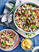 Quinoa and Cauliflower Couscous