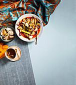 Malaysian Pipis with Batak Sauce