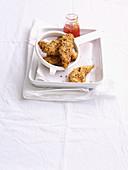 Chilli Crumbed Chicken Strips