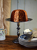 Steamed Plum Pudding