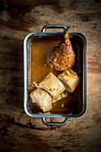 Railway Chicken Curry (India)