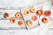UFO peaches