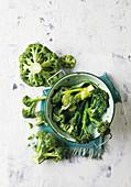 Broccoli and broccolini