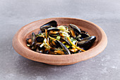 Mussel tagine