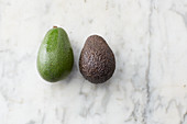 Recognising the ripeness of avocados