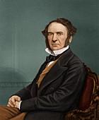 William Gladstone, British prime minister