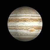 Jupiter, illustration