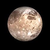 Ganymede, illustration