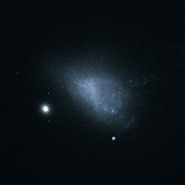 Small Magellanic Cloud, Gaia image