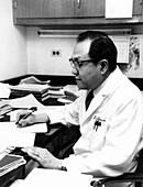 James Nakano, Japanese-US smallpox researcher