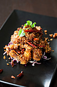Spicy crispy chicken (Asia)