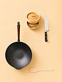 Wok utensils