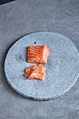 Sushi-quality salmon