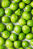 Freshly shelled peas