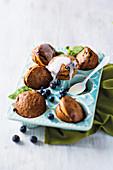 Blueberry Yoghurt muffins