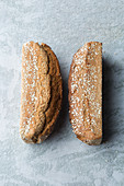Spelt malt bread