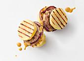 Kartoffel-Hamburger